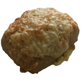 Dinkel-Käse- Gutsbrötchen hell