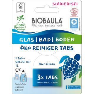 Biobaula Starter Set Reinigungs-Tabs
