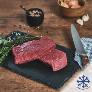 Rinder-Beefsteak 2St. ca. 400g gefroren