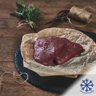 Angus Rinder-Beefsteak 2St. ca. 400g gefroren