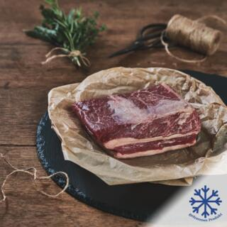 Angus Rinder-Suppenfleisch ohne Knochen ca. 1kg gefroren