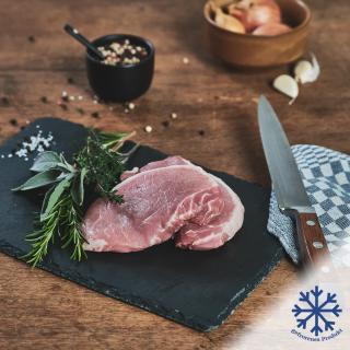 Schweine-Karbosteak 2 St. ca. 300g gefroren