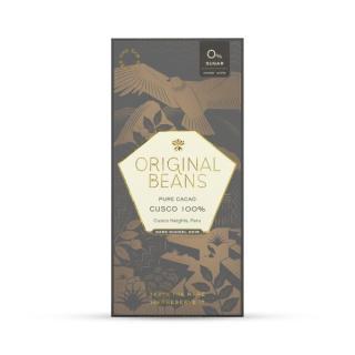 Cusco Chuncho 100% Schokolade