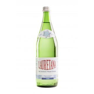 """Lauretana Wasser """"ohne"""""""