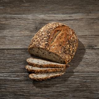 Leinsaat-Dinkel-Brot bio*