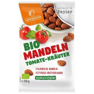 Bio Mandeln Tomate-Kräuter